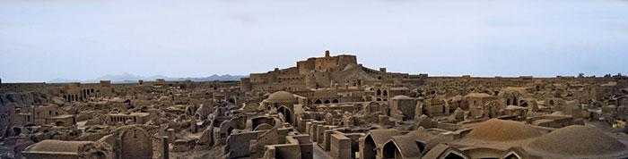 مدينة بام الأثرية 2500 قبل الميلاد - إيران Ancient Bam